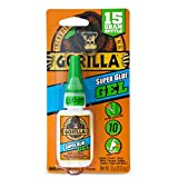 Best Super Glues - Gorilla Super Glue Gel, 15 g Review