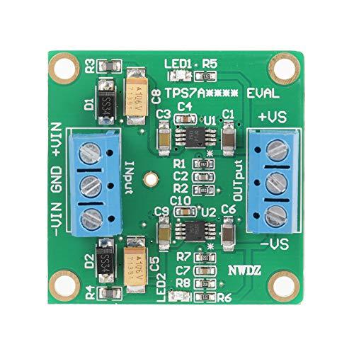 電源ボード 超低ノイズ 15uV電源 高PSRR 高精度 AD DA OPA電源