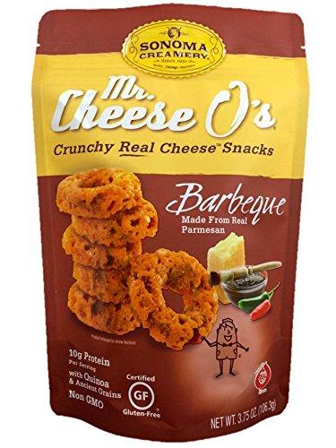 Price comparison product image 6 / 3.75oz Mr. Cheese O's - BBQ
