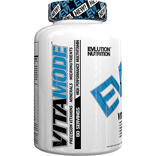 Evlution Nutrition Multivitamin VitaMode Vitamin