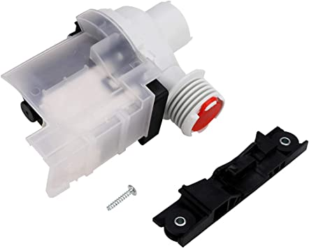 Electrolux 137221600 Washer Drain Pump Kit Replacement Part for KENMORE Frigidaire Replace 137108100 AP5684706 134051200 134740500 134740800 137108100 137151800 137151800 137151900