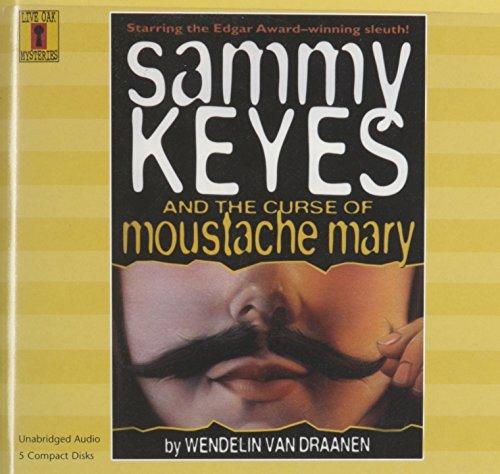 Sammy Keyes and the Curse of Moustache Mary (5 CD Set) (Sammy Keyes (Audio))