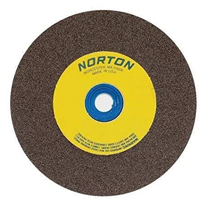 T1 Brn Ao 12x2x1.5 60//80 Norton 66253263056 Grinding Wheel