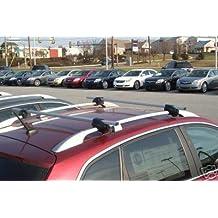 Roof Rack Locking Cross Bars Nissan Murano, Quest, Rogue