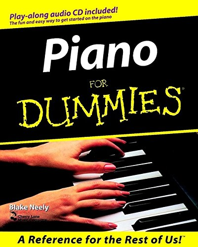 Piano For Dummies (Diamond Keyboard Touch)