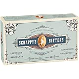 Scrappy's Bitters Exotic Sampler Pack, 4 ct