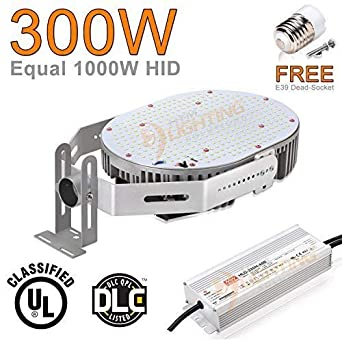 150W UL Listed LED High Bay Retrofit Kit for 500W HID Bulb Replacement
