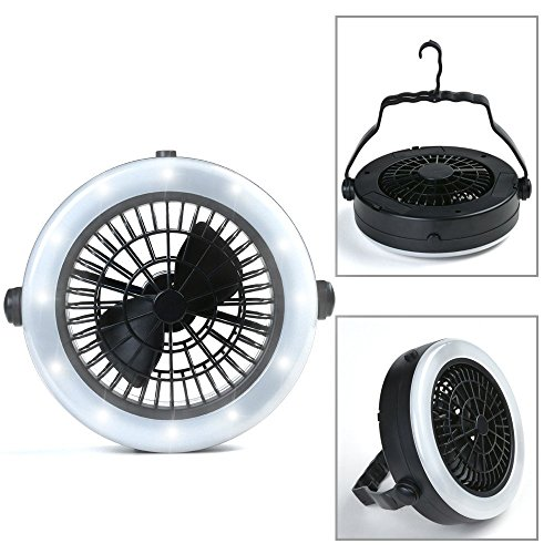 Led Ceiling Fan With Emergency Light - 5