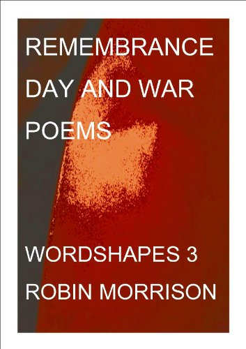 Amazoncom Remembrance Day And War Poems Wordshapes Book 3