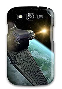 Galaxy S3 YY-ONE Star Trek Case - Eco-friendly Packaging by icecream design