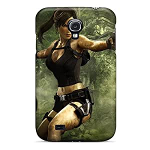 Hot Snap-on Tomb Raider Underworld Game Widescreen Hard Cover Case/ Protective Case For Galaxy S4