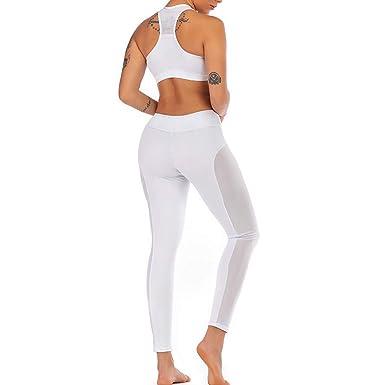 Pantalon Chandal Mujer Pantalone Pantalon Mujer Yoga Pantalon De ...