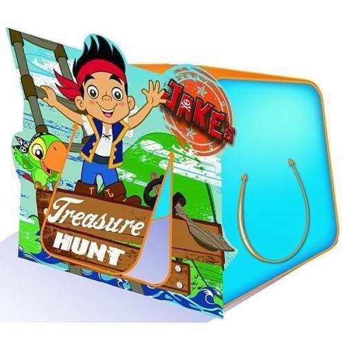 Disney Jake & the Neverland Pirates Treasure Hunt Playhut Play Tent -