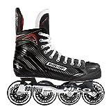Bauer Vapor Xr300 Senior Inline Hockey Skate Black/Silver 7
