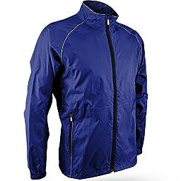 Sun Mountain Men\'s Provisional Jacket (Royal/Gray, XX-Large)