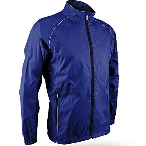(Sun Mountain Men's Provisional Jacket (Royal/Gray, XX-Large))