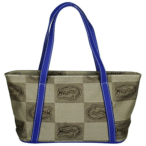 FLORIDA GATORS Signature Line Tote Purse Handbag Style 8510