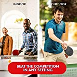 Nibiru Sport Ping Pong Paddle Set of 4 - Table