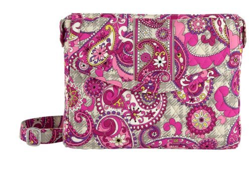 Vera Bradley Tablet Hipster in Paisley Meets Plaid