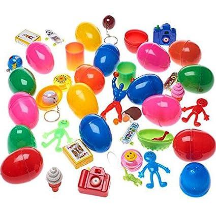 German Trend Seller® - 12 x gefüllte juguete - - Huevos ...