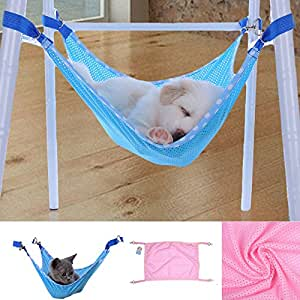 Amazon.com : Cute Pet Cat Dog Cage House Hammock Soft Bed