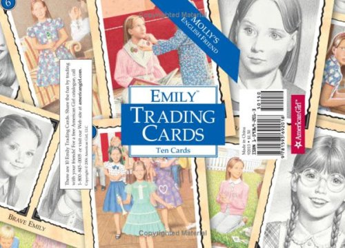 Download Emily Trading Cards (American Girl Collection) PDF
