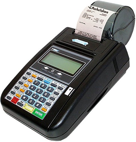 - Hypercom T7PLUS Credit Card Swiper Machine USed in a Great Working condition