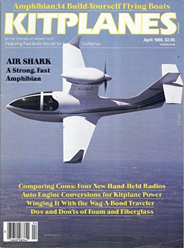 Kitplanes Magazine (April 1986) (Kitplanes Magazine)