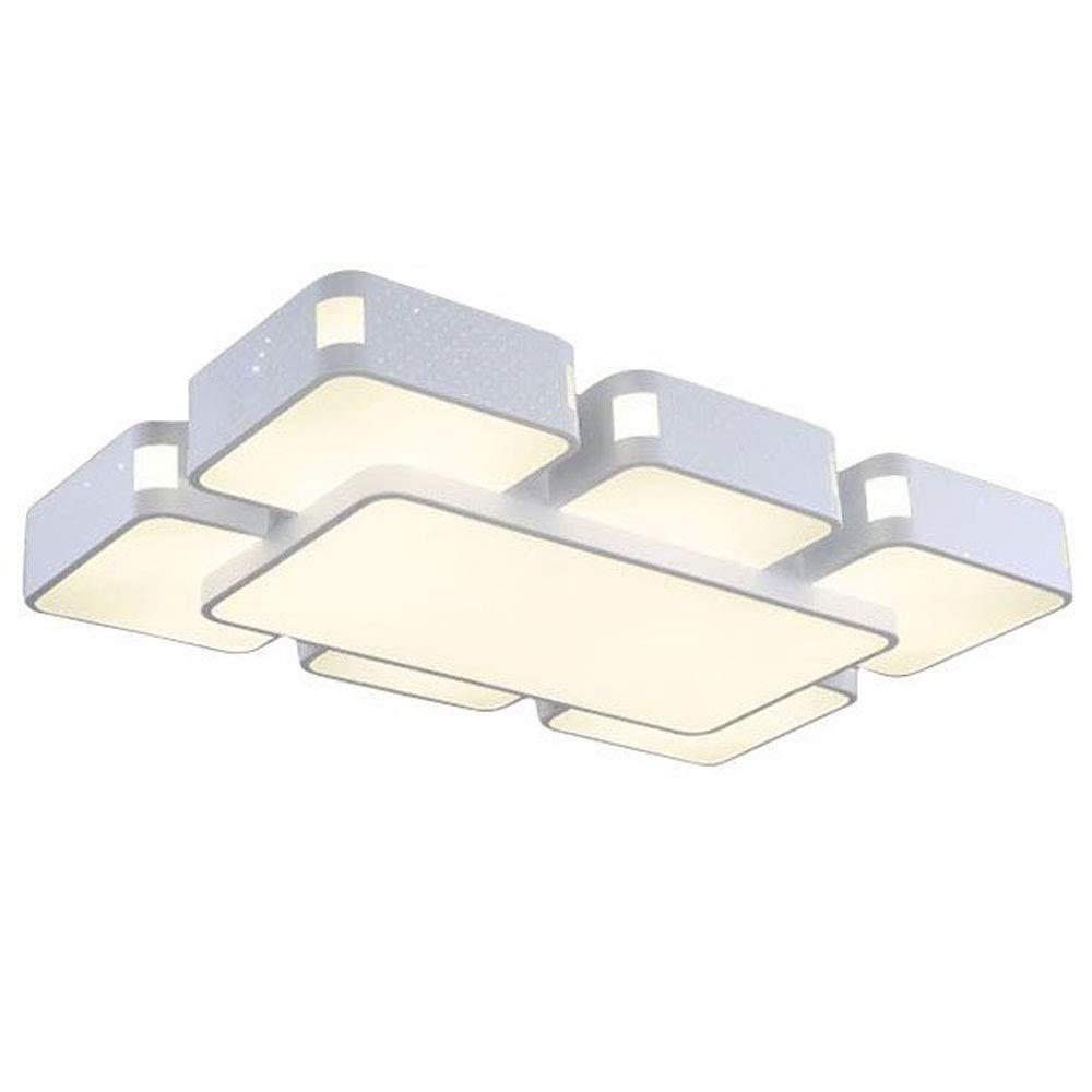 居間、寝室、食堂用54W防水高輝度LEDシーリングライト[エネルギー効率定格A +]   B07T2ZWRD5