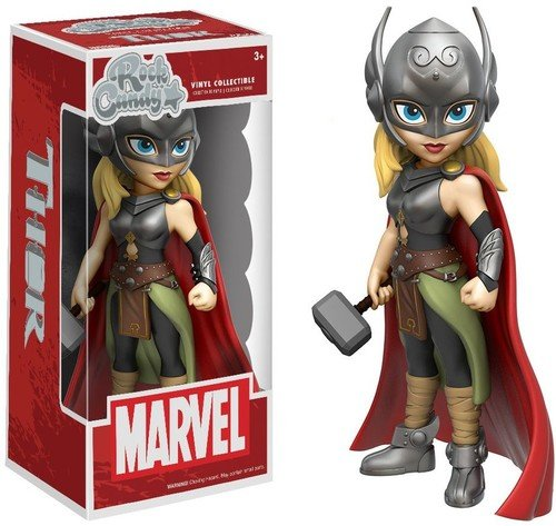 Funko Marvel Lady Thor Rock Candy Figure