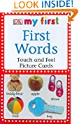 #3: My First Touch & Feel Picture Cards: First Words (My 1st T&F Picture Cards)