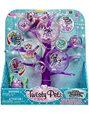 Twisty Petz, Series 3, Enchanted Jewelry Tree with Exclusive Collectible Bracelet, for Kids Aged 4 and Up