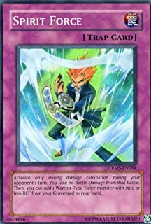 Twin-Sword Marauder CRMS-EN006 Common Yu-Gi-Oh Card U