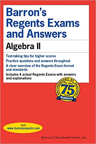 Barrons regents exams and answers algebra ii barrons regents barrons regents exams and answers algebra ii barrons regents exams and answers books updated edition fandeluxe Images
