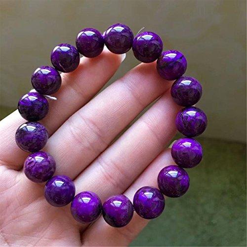 LiZiFang 12mm Purple Natural S