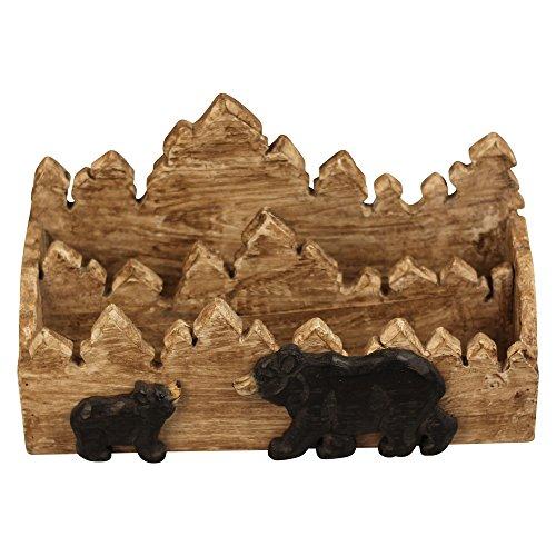 wooden bear - 3