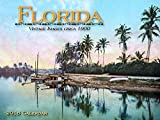 Florida 2018 Calendar: Vintage Images circa 1900