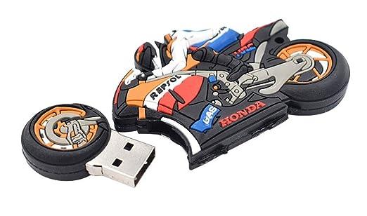 Memorias USB Flash Drive Creativo Dibujos Animados Carreras De ...