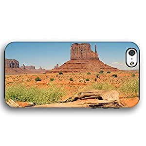 Monument Valley National Park Mitten Arizona For Iphone 5/5S Case Cover Armor Phone Case
