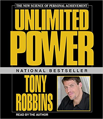 Tony Robbins - Unlimited Power Audiobook Free Online