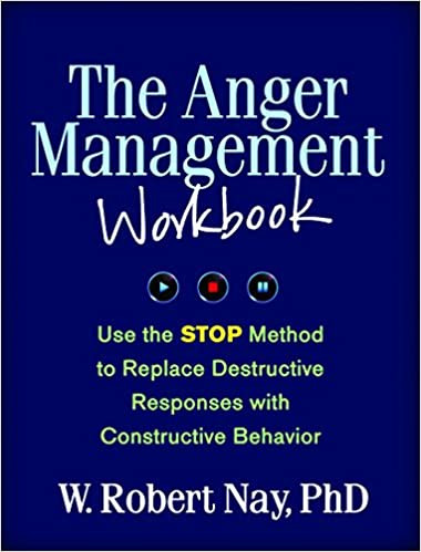 picture regarding Anger Management Quiz Printable identified as : The Anger Regulate Workbook: Employ the Reduce
