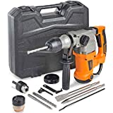 Best Rotary Hammers - VonHaus 10 Amp Electric Rotary Hammer Drill Review