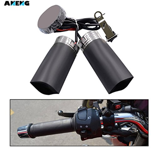 Pad V-kick 12 (scooter 12V 10W Universal Motorcycle Motorbike Handlebar Warm Heated Grip Kit Pads Bicycle ATV Motocross Handle Bar Grips Heater)