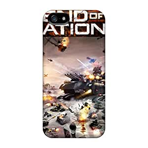 New Premium Tfr18464rbtv Case Cover For Iphone 5/5s/ End Of Nations Game Protective Case Cover