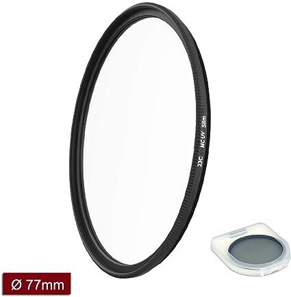 77 mm UV Filter 77mm HD MC UV Filter for Nikon AF-S Nikkor 28-300mm f//3.5-5.6G ED VR 77mm Ultraviolet Filter 77mm UV Filter