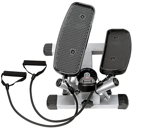 Sunny Health & Fitness Twister Stepper (Elliptical Handle)