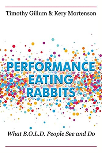 Performance Eating Rabbits: What B.O.L.D. People See and Do