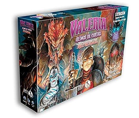 Amazon.com: Gen X Games- Board Game, Neutral Color ...
