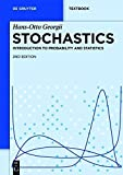 img - for Stochastics (de Gruyter Textbook) by Hans-Otto Georgii (2012-11-01) book / textbook / text book