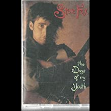 Steve Fox: The Days Of My Youth Cassette NM Canada True North TNT 75